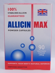 AllicinMAX™, 90 capsule pack