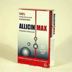 AllicinMax, 30 capsule pack