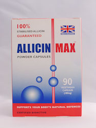 AllicinMax, 90 capsule pack