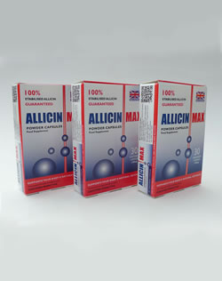 AllicinMAX™, 30 capsule pack